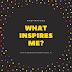 Inspiracje #inspirations