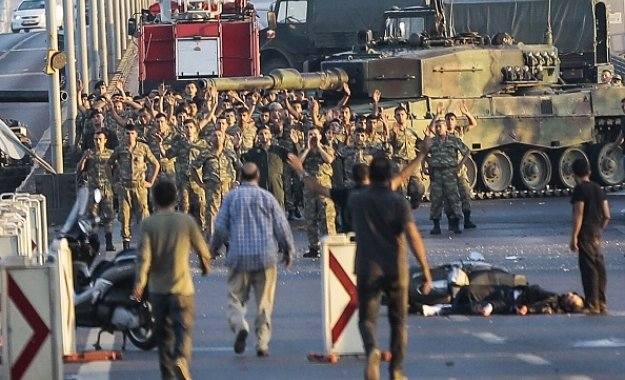 Türk ordusu. Ποιος Τούρκικος Στρατός και ποια Πολιτική;