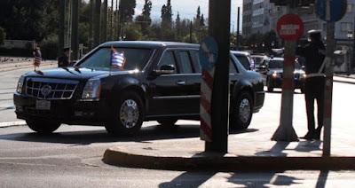 Γολγοθάς οι μετακινήσεις στο κέντρο: Ποιοι δρόμοι κλείνουν για τον Ομπάμα σήμερα