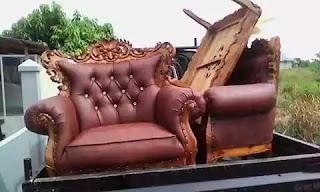 service dan ganti kursi ukir kayu bekasi