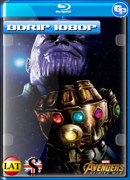 Vengadores: Infinity War (2018) BDRIP 1080P LATINO/INGLES