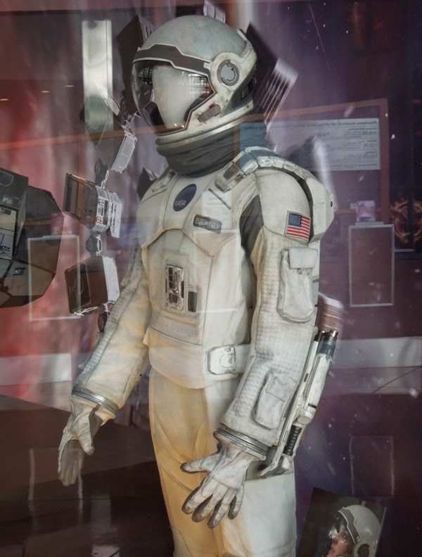 Interstellar Dr Brand NASA astronaut suit