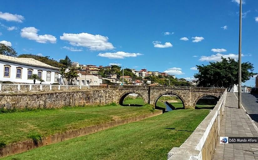 Ponte do Rosário - o que fazer em São João del Rei