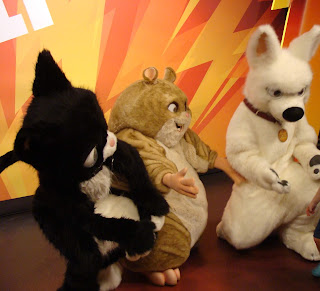 Bolt Disney Parks Characters
