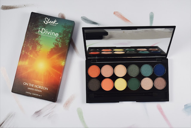 Sleek i-Divine On The Horizon Palette