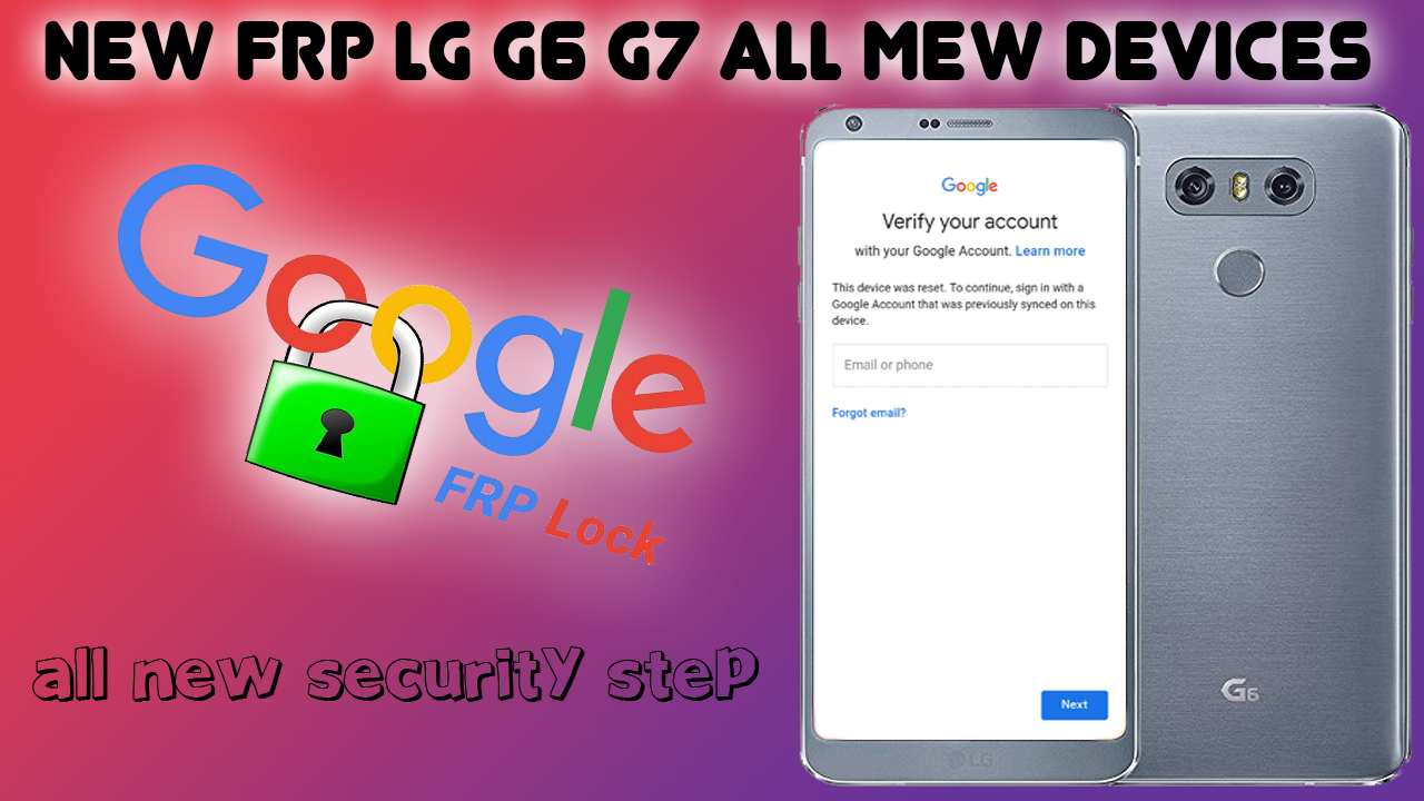 BYPASS FRP LOCK ON ALL LG ANDROID DEVICES 2019 PATSH