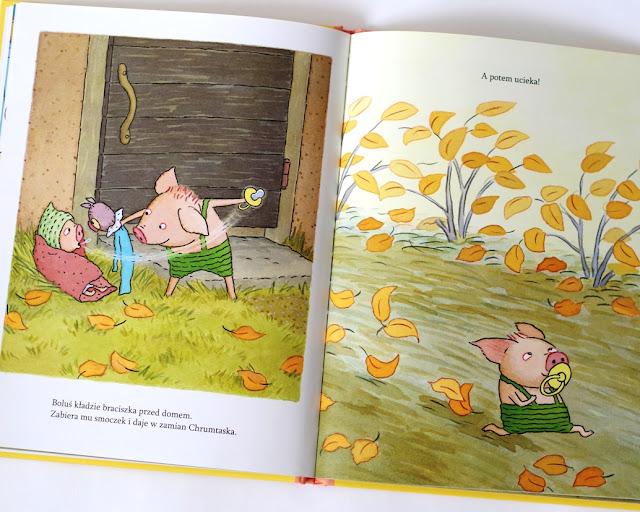książka dla roczniaka