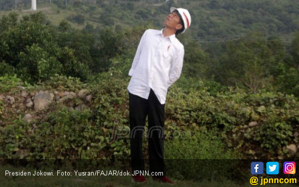 Cawapres Jokowi Mengerucut Dua Nama, Wouw!