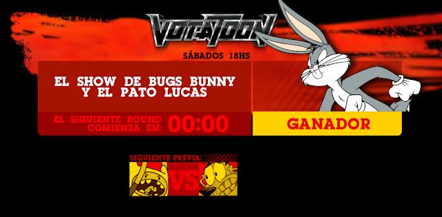 Votatoon - Show Bugs Bunny