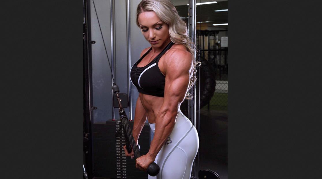 Beautiful Bodybuilder Women (Part 3)