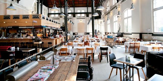 Cafe Restaurant em Amsterdã