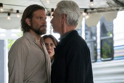 A Star is Born 2018 movie still Bradley Cooper Sam Elliott Lady Gaga