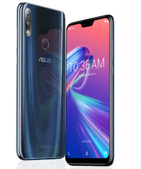 Best mid range smartphone of asus zenfone max pro m2