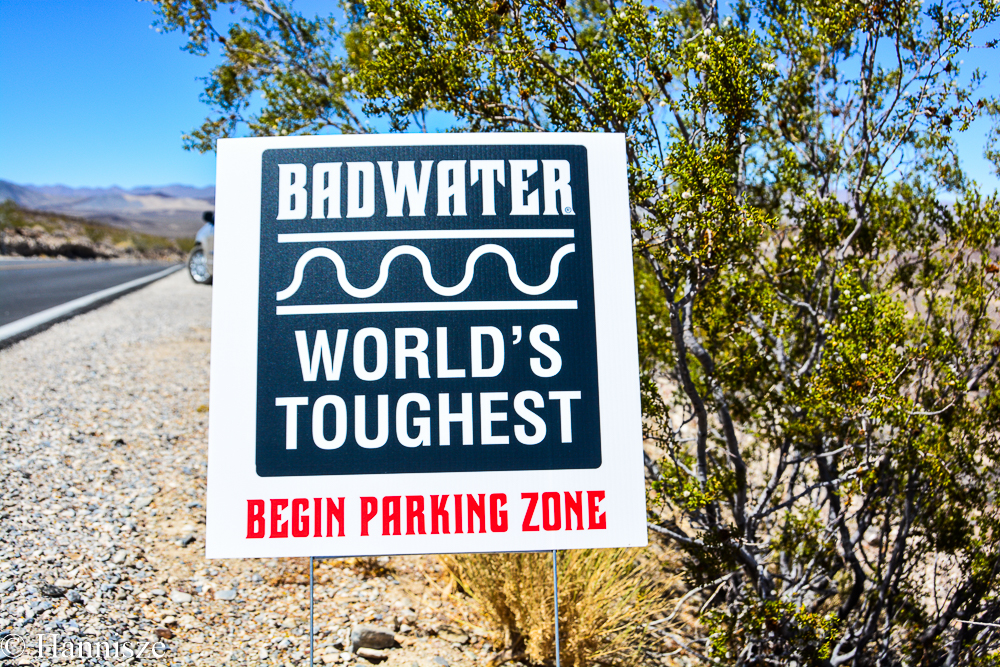 It is a 135 mile (217 km) course starting at 279 feet (85 m) below sea level in the Badwater Basin, in California's Death Valley, and ending at an elevation ...