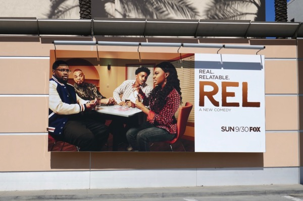 Rel season 1 billboard