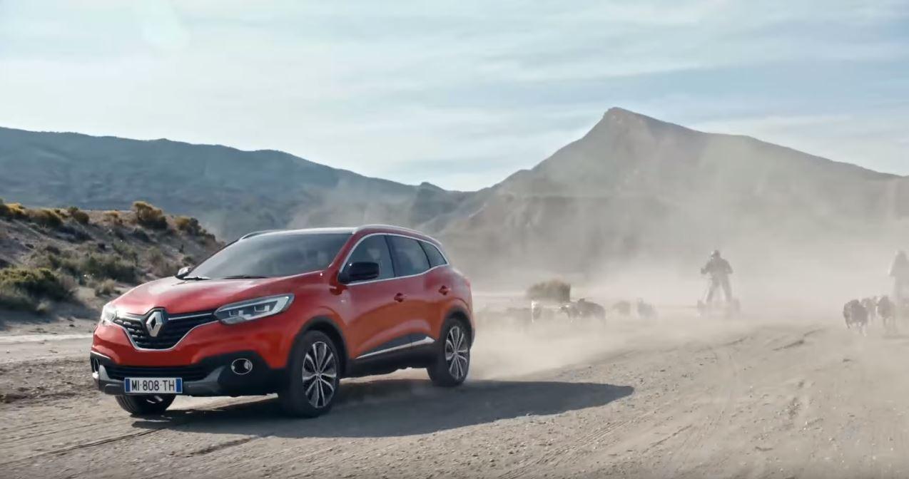 Canzone Pubblicità Renault Kadjar | Spot ambientato al cinema 'Stop watching, start living'