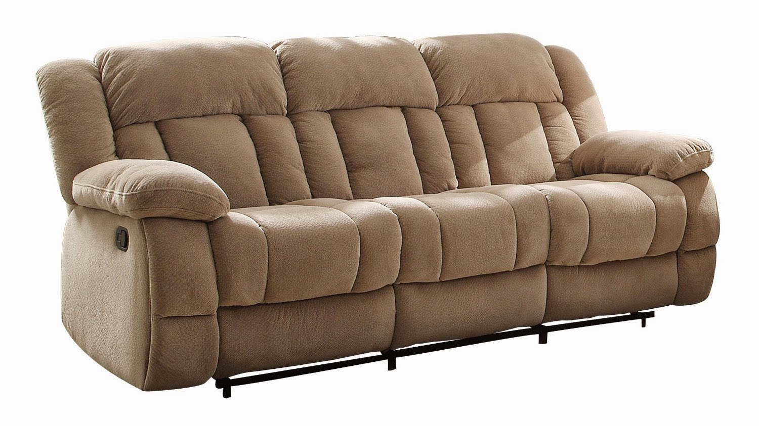 sofa comparison cover for rattan effect corner set the best reclining sofas ratings reviews eric double