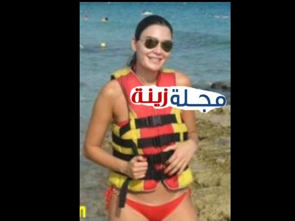 """سيرين عبد النور تظهر بـ""""مايوه"""" مثير في قرية الحمرا"""
