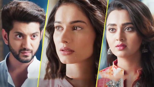 Upcoming Twist : Ruhaan fakes love for Pari avoids Mishti in Silsila Badalte Rishton Ka