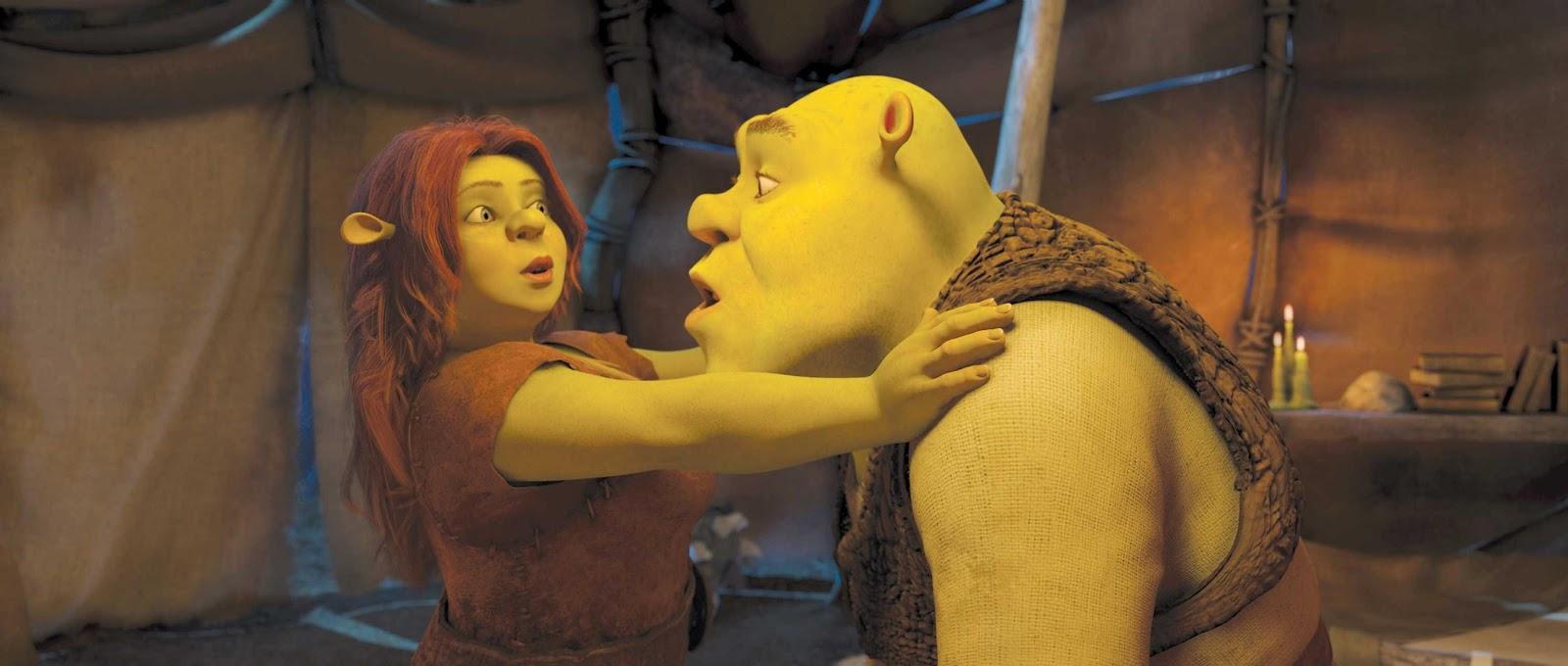 Fiona Shrek Shrek Forever After 2010 animatedfilmreviews.filminspector.com