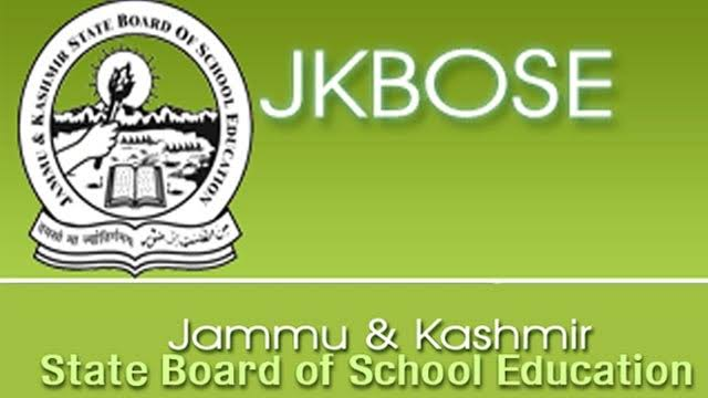 Jkbose class 10th results out now