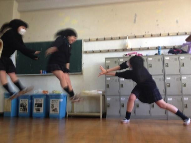 Fighting trends in Japan