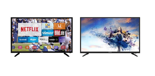 Best Android TVs - Smart TVs available in India under Rs. 40000 (Top Best LED TVs)
