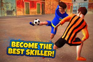 SkillTwins Football Game MOD APK Unlimited Money