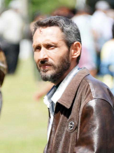 Virgil Andronache(Andronescu),scriitor şi jurnalist,candidatul PNŢCD Brăila pentru CLM şi CJ.