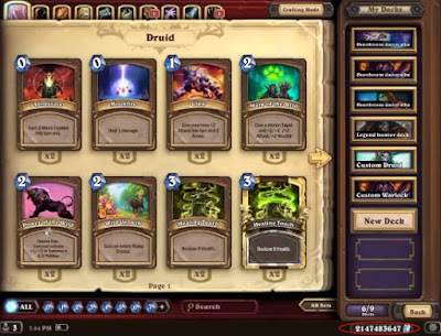 hearthstone heroes of warcraft latest version