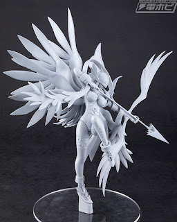 "Angewomon G.E.M. Holy Arrow ver. de ""Digimon Adventure"" - MegaHouse"