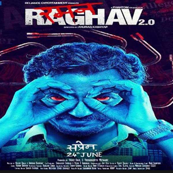 Raman Raghav 2.0, Film Raman Raghav 2.0, Raman Raghav 2.0 Movie, Raman Raghav 2.0 Sinopsis, Raman Raghav 2.0 Trailer, Raman Raghav 2.0 Review, Download Poster Film Raman Raghav 2.0 2016