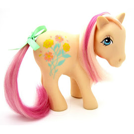 MLP Kleeblatt Year Eight Int. Playset Ponies VI G1 Pony