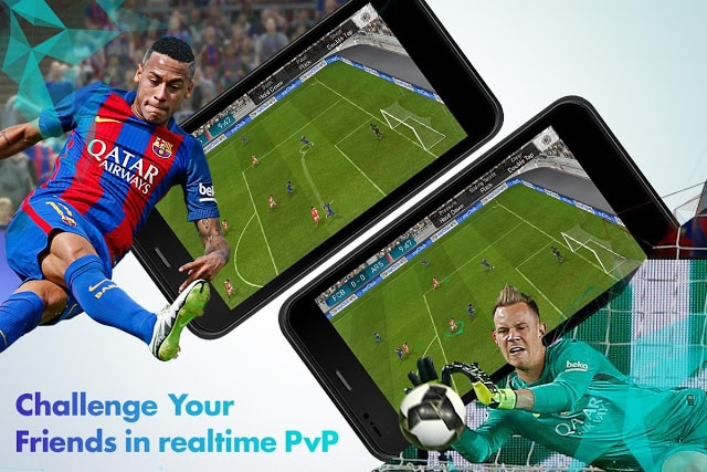 Download PES 2017 Pro Evolution Soccer for Android