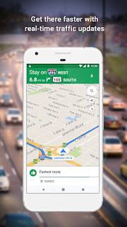 Maps Navigate & Explore v9.83.0 Full APK