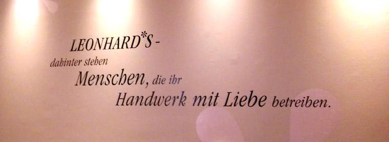 Das Leonhard's im Galeria Kaufhof lockt mit leckerem Essen.