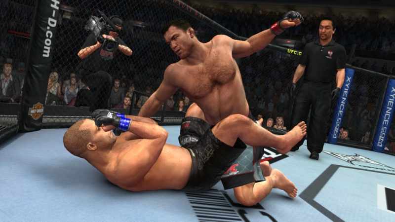 UFC 2010 Undisputed [EUR][PSP - Games Rip - Games Full Rip ... Ufc Undisputed 3 Ps3 Rom
