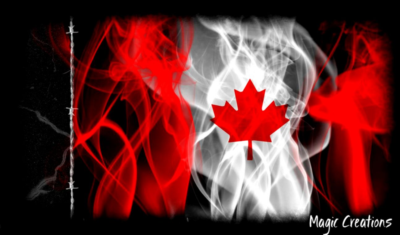 Canada Flag Wallpapers Mac Wallpapers