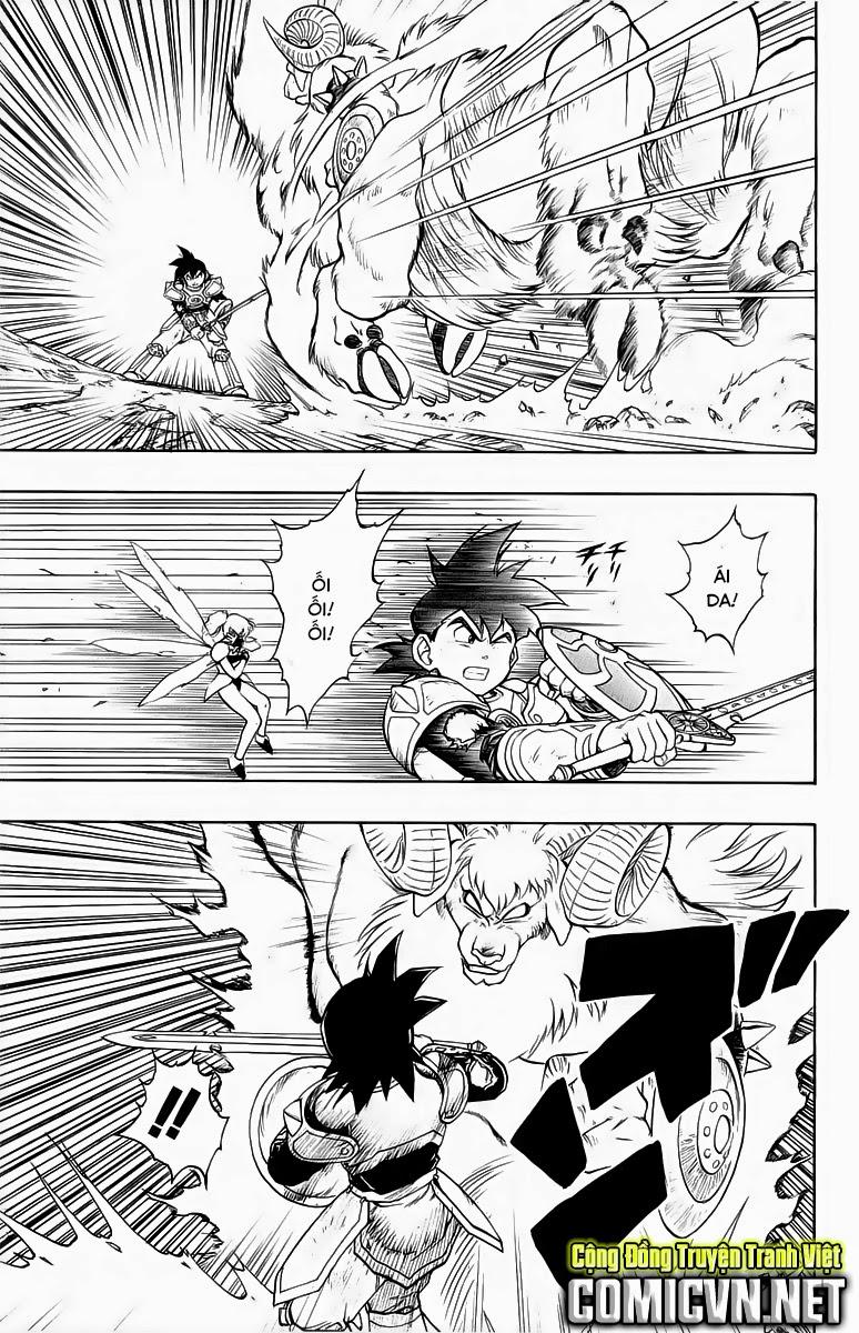 Dragon Quest: Emblem of Roto chapter 27 trang 40