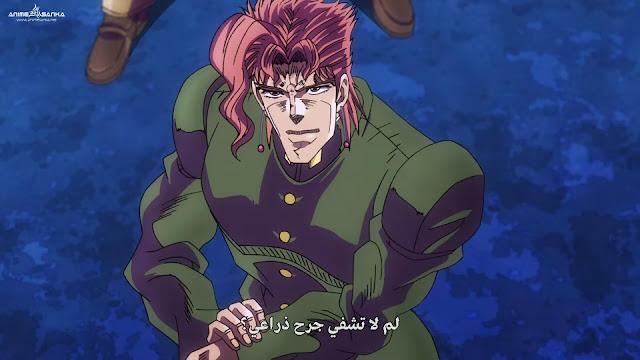 مغامرات جوجو Stardust Crusaders موسم ثاني بلوراي 1080أون لاين مترجم عربي تحميل و مشاهدة مباشرة