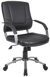 Boss Executive LeatherPlus Chair