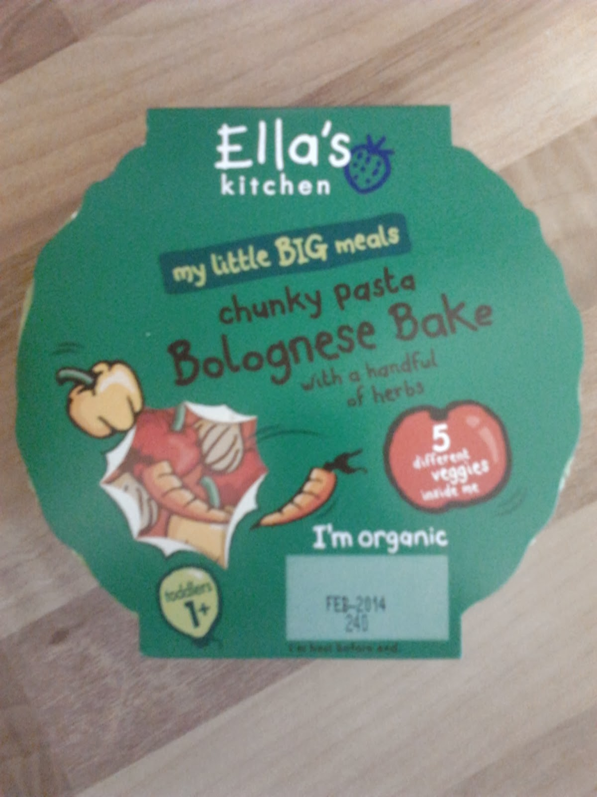 Hijacked By Twins: Ella\'s Kitchen - My Little BIG Meals Review