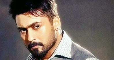 Surya New Hairstyle Images Author On