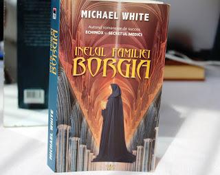 Inelul familiei Borgia de Michael White. Recenzie