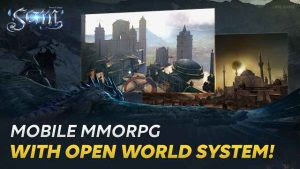Sword and Magic MOD APK v2.1.0 Open World MMORPG Full Hack