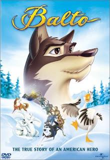 husky balto cachorro informativo filme animação