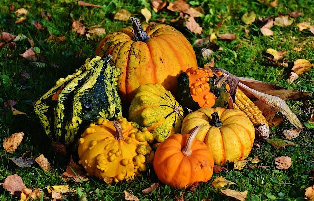 4 motivi per amare l'autunno e le sue ricette di stagione