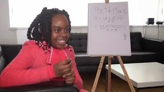 Esther Okade Mahasiswa Matematika Termuda Di Dunia