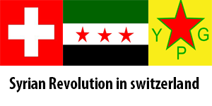Syrian Revolution in Switzerland