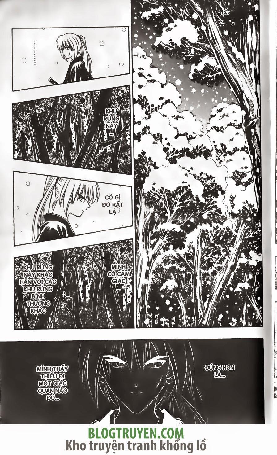 Rurouni Kenshin chap 175 trang 14